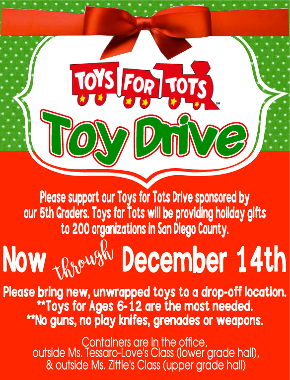 Toys For Tots Flyers Printable : Toys for tots toy drive friends of crown point jr music