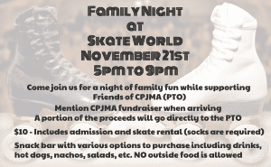 Skate World - Family Night @ Skate World - Linda Vista