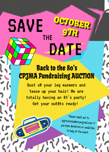 CPJMA Fundraising Auction